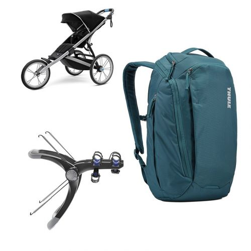 Shop Amazon's Thule sale for low prices on everything from bike racks to jogging strollers