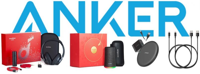 Deals: Anker Kicks Off Holiday Sale, Exclusive 20% Off at Nodus, and 9.7-Inch iPad for $290