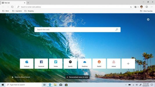 You Can Now Beta Test Microsoft's Chromium Edge Browser