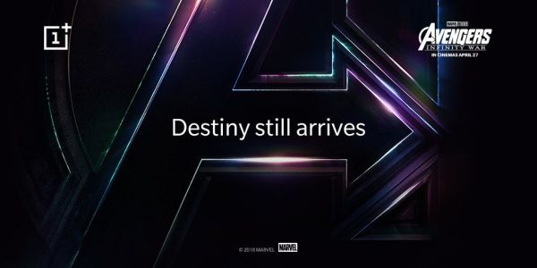 OnePlus 6 'Avengers: Infinity War' variant officially confirmed w/ Marvel partnership