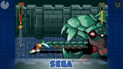 Classic Action RPG 'Beyond Oasis' Is the Latest Game in the SEGA Forever Series, Out Now on the App Store
