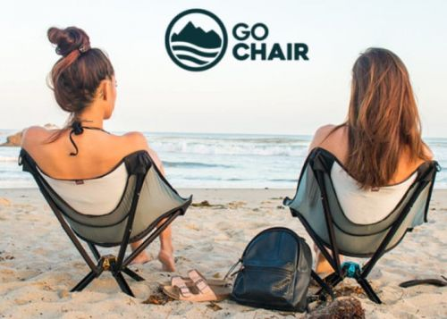 GO Chair Ultra Compact Portable Chair