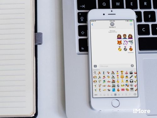 The quickest way to use emoji on the iPhone or iPad