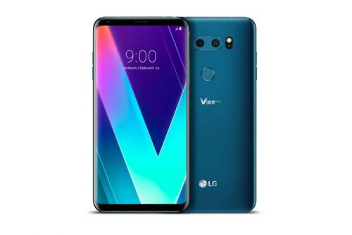 New LG V35 ThinQ Smartphone Appears Online