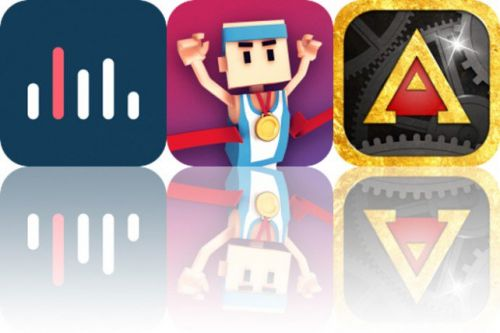 Today's Apps Gone Free: 5coins, Flick Champions Summer Sports and Aureus