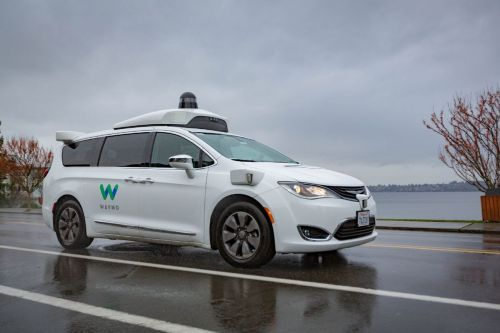Waymo Is Putting Its Self-Driving Cars To The Test In Rainy Conditions