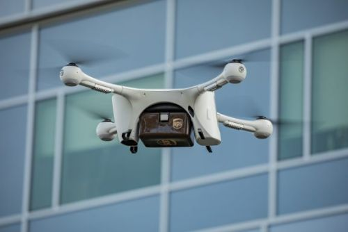 UPS To Deliver Medical Supplies In North Carolina With Drones