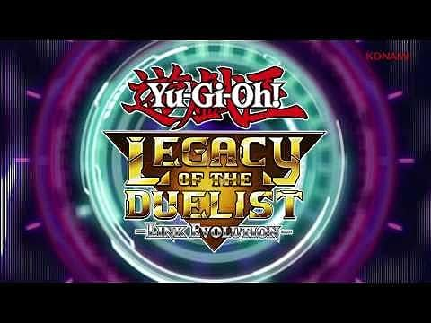 Yu-Gi-Oh! Legacy of the Duelist: Link Evolution Heads West in August