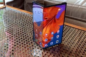 The Mate X has been thoroughly upgraded to fight the Galaxy Fold release