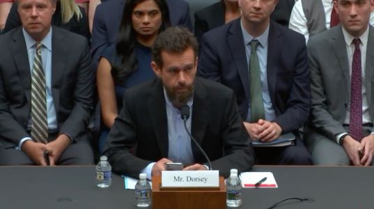 In House testimony, Jack Dorsey refutes claims that Twitter's algorithms have anti-conservative bias