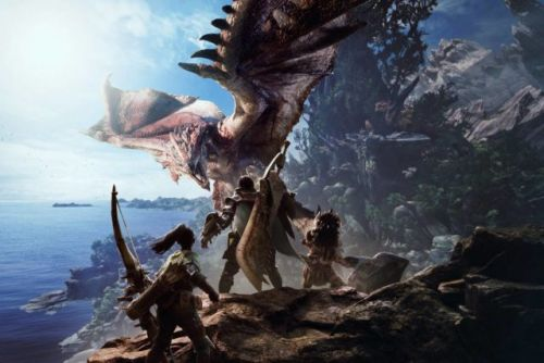 Dev That Ported Skyrim To Switch Offers To Do The Same For Monster Hunter World
