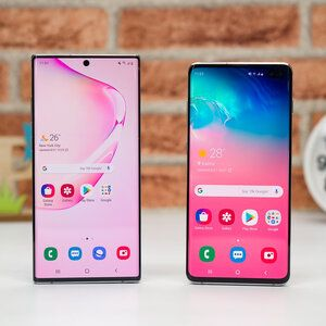 Samsung Galaxy Note 10+ vs Galaxy S10+