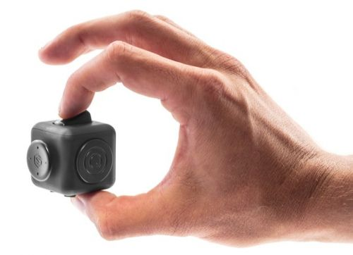 The Spinner Cube is the ultimate desk toy for fidgeters!