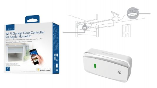 Insignia introduces new HomeKit-enabled Smart Garage Door Controller, currently priced at $45