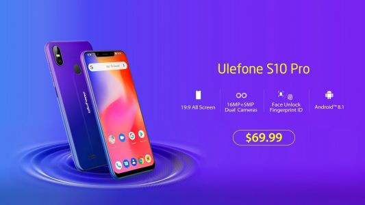 Ulefone S10 Pro Gets Discounted, Now Priced At Only $69.99