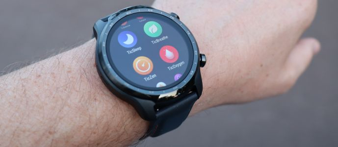 Wear OS 3 is the new Google-Samsung OS, and the TicWatch 3 gets it first in 2022