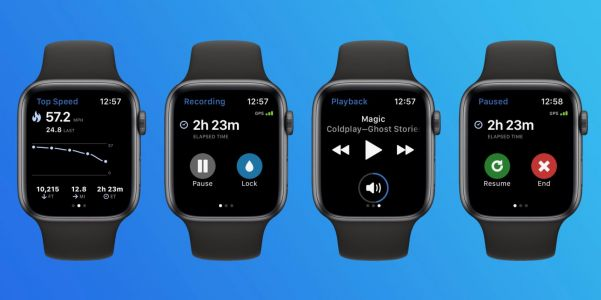 Review: Apple Watch app duo for detailed ski and snowboard tracking, competing with friends, more