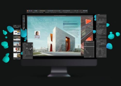 Affinity Publisher professional publishing software officially launches