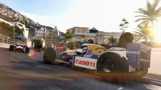 'F1 2017' Racing Game Now Available From Mac App Store