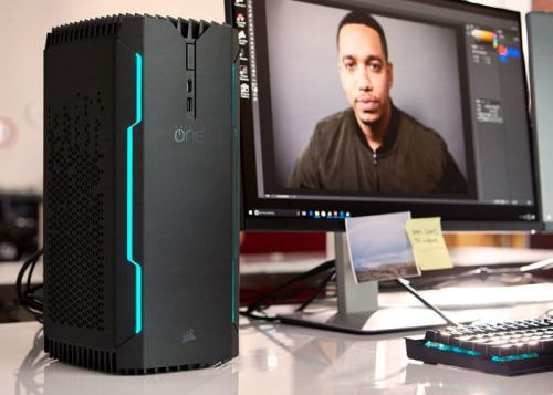 Corsair One Elite Powerful Liquid Cooled Compact Mini PC From $3,000