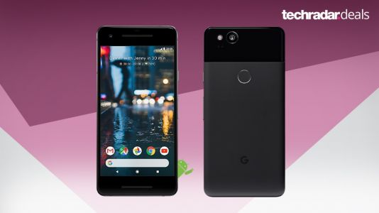 Best Google Pixel 2 deal just announced: 12GB data for £29 a month and £75 upfront