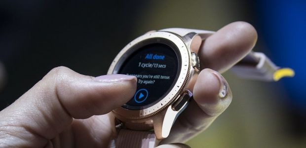 Samsung Galaxy Watch Creating Rashes, Burns, And Blisters