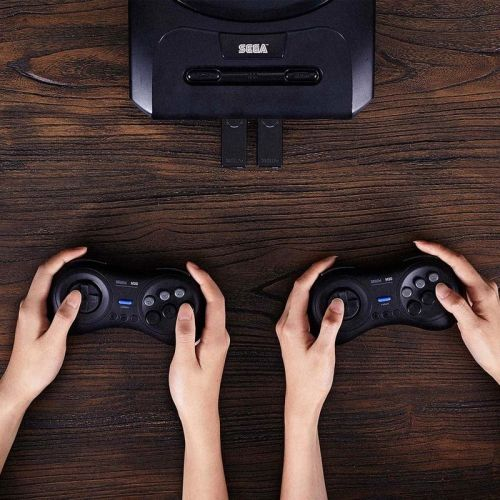 8BitDo's newest M30 Gamepads were modeled after Sega Genesis controllers