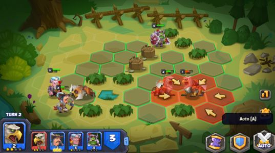 Tactical Monsters: Rumble Arena launches on iOS on January 25
