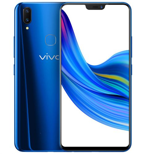 Vivo Z1 Announced With 4GB Of RAM, Android 8.1 Oreo & Notch