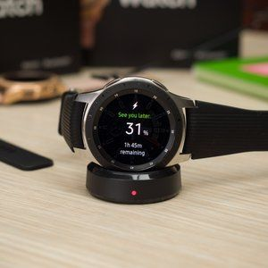 Samsung Galaxy Watch update fixes bugs on LTE model, improves battery life for Bluetooth variants