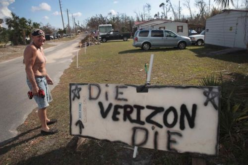 Verizon declares success, says Florida network is back up after hurricane