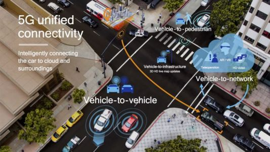 """Qualcomm covers all the bases with a cellular """"vehicle-to-everything"""" chipset"""