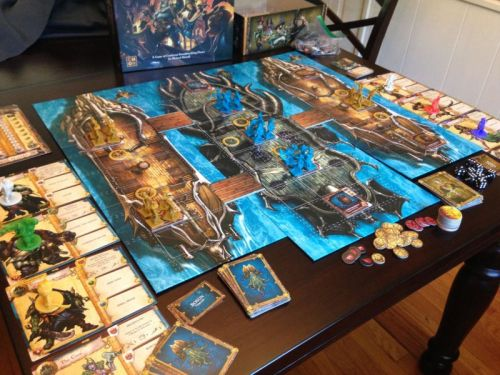 Rum and Bones: Second Tide-A piratical tabletop MOBA