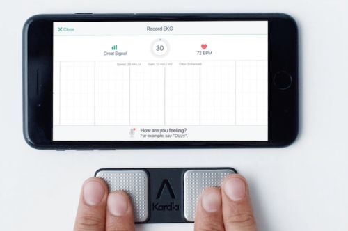 First ECG Device To Detect Three Heart Arrhythmias Cleared By FDA
