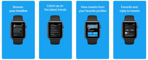 Chirp brings Twitter back to Apple Watch