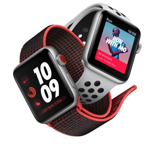 The Apple Watch Series 3 Nike+ is Now Available to Purchase