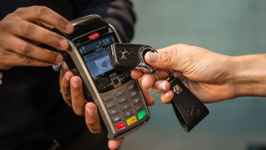 Meet the car key that's also a contactless payment card