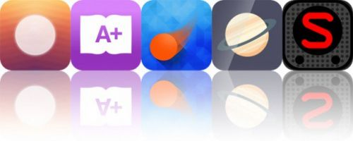 Today's Apps Gone Free: Haze, Classroom Checkout, Fall Down and More