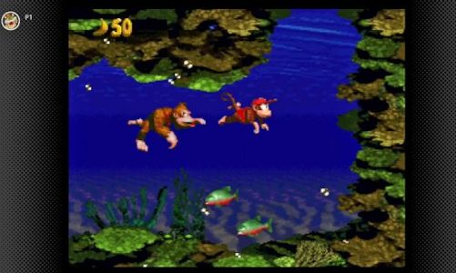Nintendo Switch Online is adding Donkey Kong Country