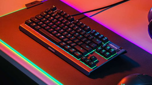 Don't Fret, The SteelSeries Apex 3 TKL Keyboard Is Safe From Spills