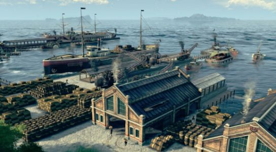 Anno 1800 hands-on - being a capitalist in the age of industrialization