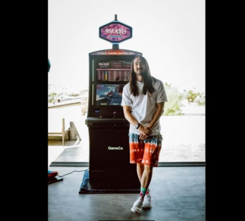 Why musician Steve Aoki decided to make an endless runner game for casinos