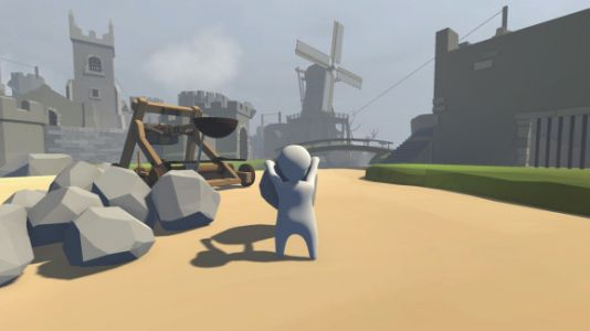 Human: Fall Flat defies physics with 2 million copies sold