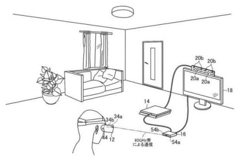 Sony Patent Hints At Wireless PSVR Headset