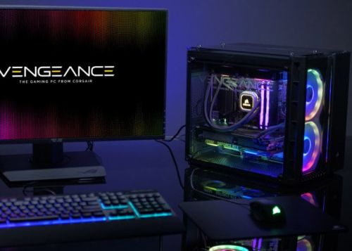 New Corsair Vengeance 5180 RTX 2080 gaming PC from $2,399