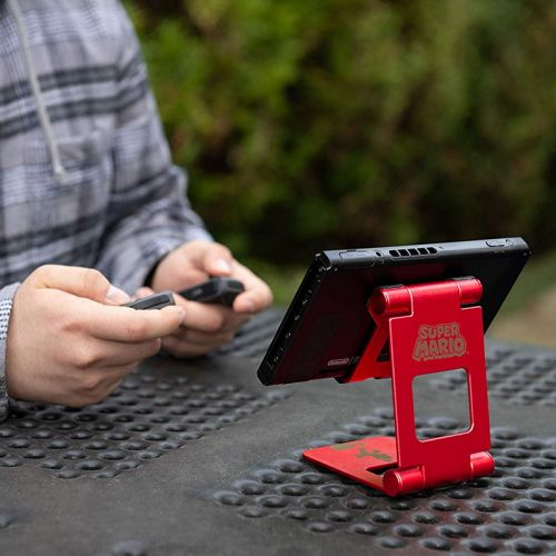 Fix your Nintendo Switch's kickstand problem with this tiny stand at $5 off
