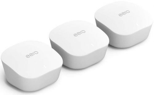 Early Prime Day deal takes £100 off Eero Mesh Wi-Fi systems at Amazon UK