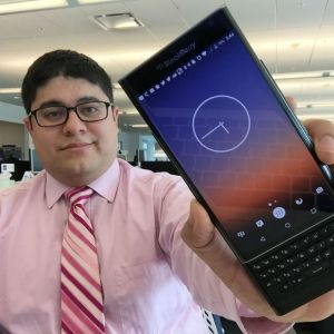 Why PRIV by BlackBerry Is Just the Device This Yahoo Search Editor Was Looking For