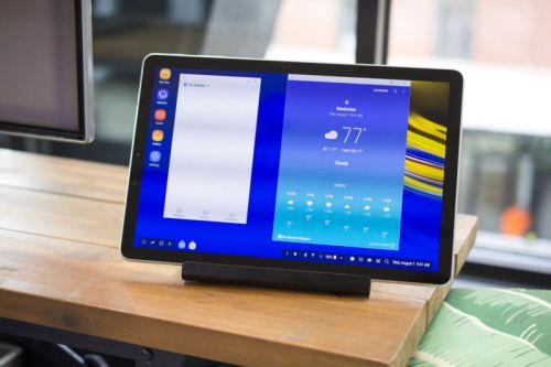 Galaxy Tab S4 review: Even Samsung's Dex desktop can't save Android tablets