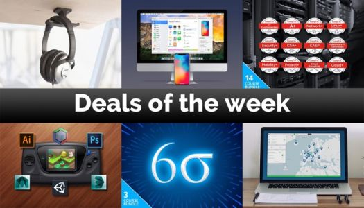 Geeky Gadgets Deals Of The Week 5th May 2018